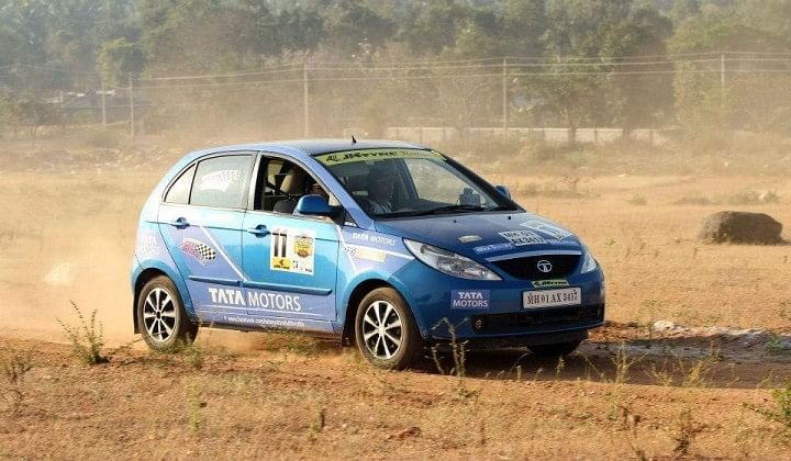 Sixth win for Chidananda Murthy, Sujith Kumar in National Rally Championship
