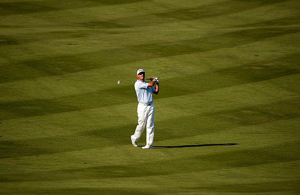 Thanyakon Khrongpha stands tall at Thailand Golf Championship