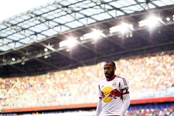 Former Arsenal and Barcelona star Thierry Henry announces his retirement from professional football