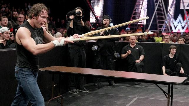 What happened after Raw went off the air - December 15, 2014