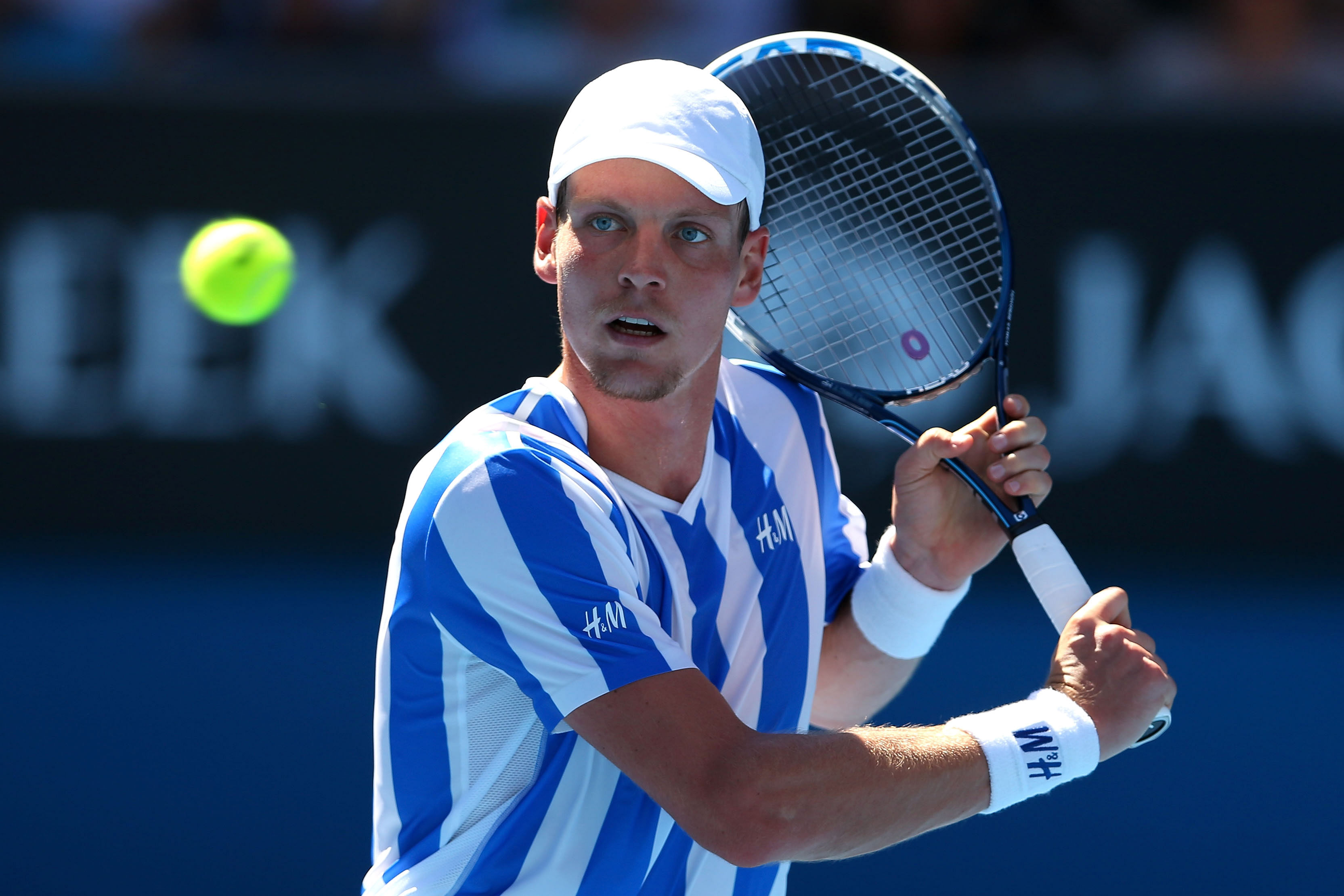 Tomas Berdych announces new coaching team for 2015