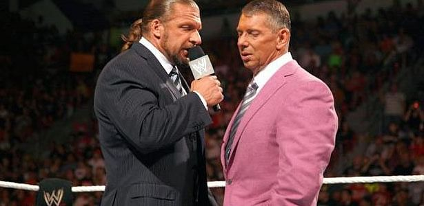 Triple H answers questions from fans on Twitter