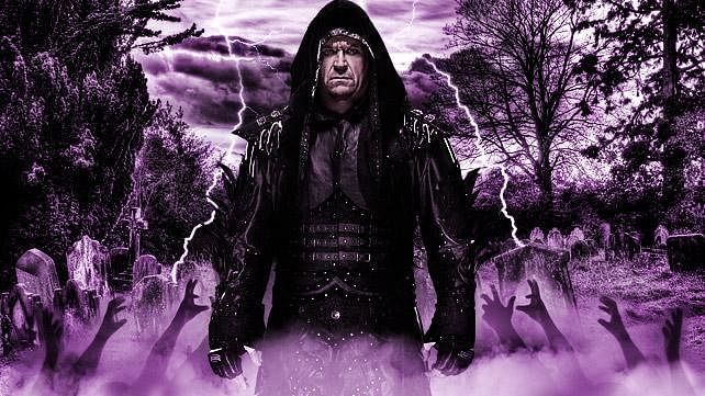 Recent photo of 'The Undertaker' goes viral
