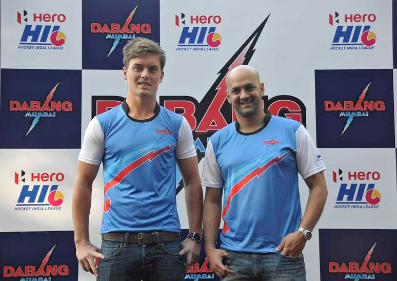 Tom Boon unveils Dabang Mumbai Colours