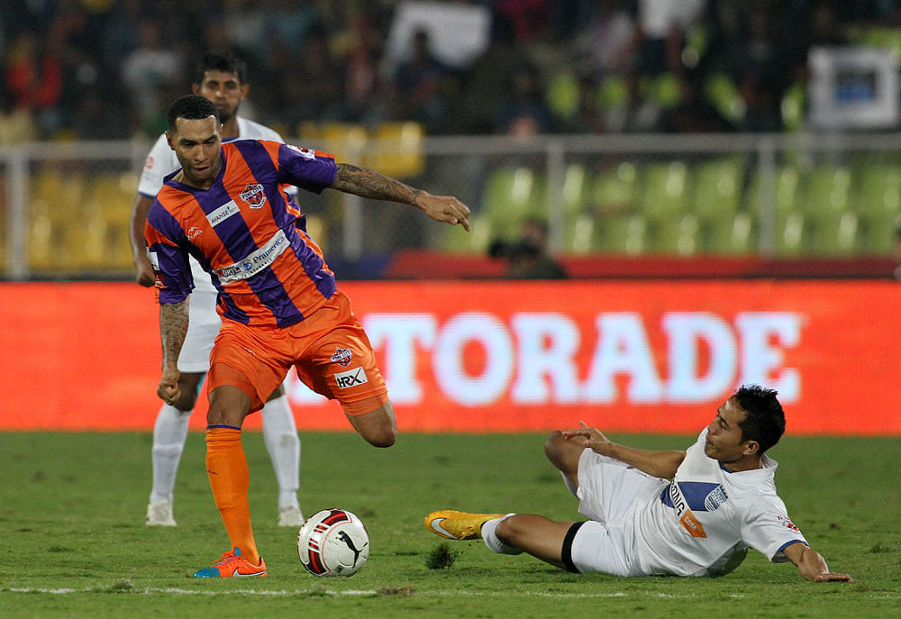 ISL: FC Pune City 2-0 Mumbai City FC - 5 Talking Points