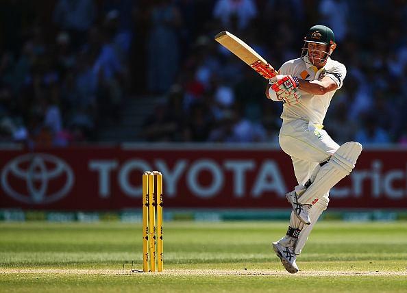 Australia v India, 1st Test: Tea Report - David Warner takes Australia to 139/1, lead swells to 212