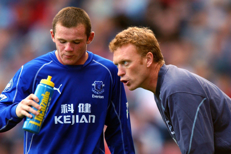 Captain fantastic Wayne Rooney