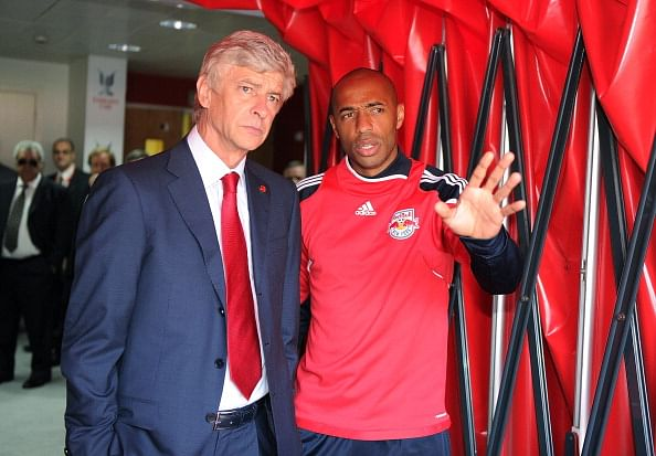 Grooming the King to be the manager: Could Thierry Henry succeed?