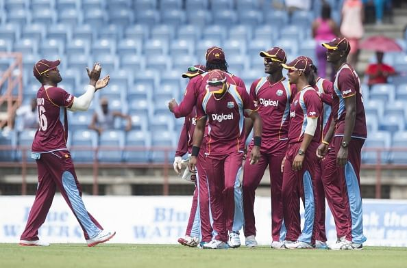 Issue advance strike notice: West Indies task force