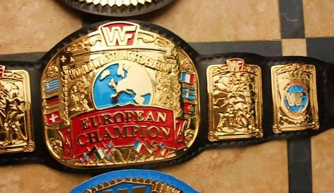 Is WWE bringing back the European title?