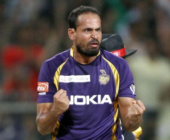 Yusuf Pathan slaps misbehaving spectator in Ranji Trophy encounter
