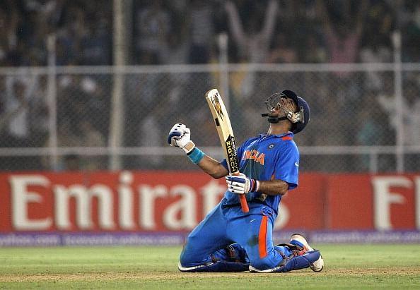 Yuvraj Singh slams hat-trick of centuries in Ranji Trophy