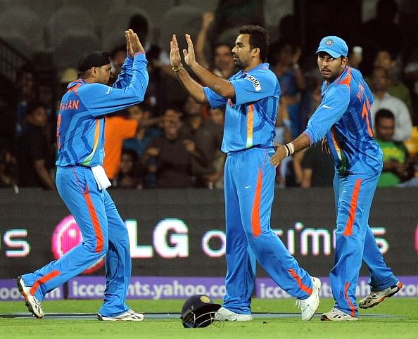 India announce 30-man probables for ICC World Cup 2015; Sehwag, Yuvraj, Zaheer, Gambhir, Harbhajan miss out