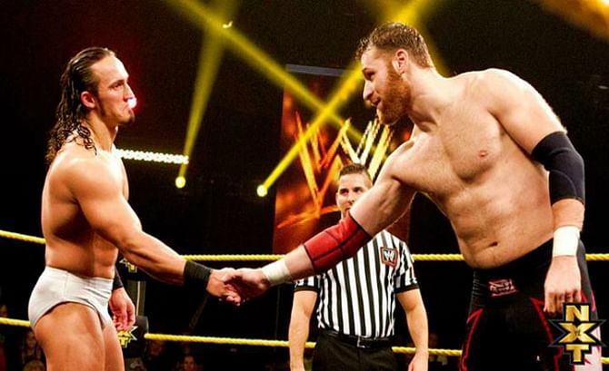 WWE roster talents frustrated by NXT's opportunities