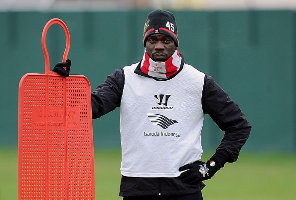 Mario Balotelli 'very disappointed' at Liverpool, but plans to stay, reveals agent