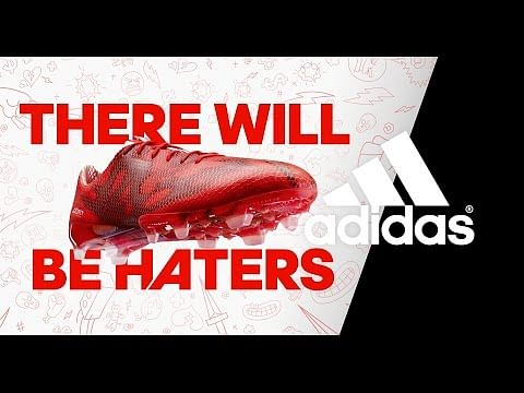 Video: Adidas' new 'There Will Be Haters' campaign with Suarez, Bale, James and Benzema