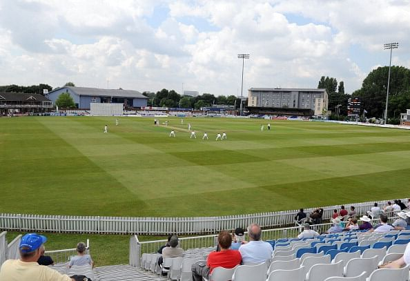 Derbyshire on track to be one of the hosts for Women's World Cup 2017