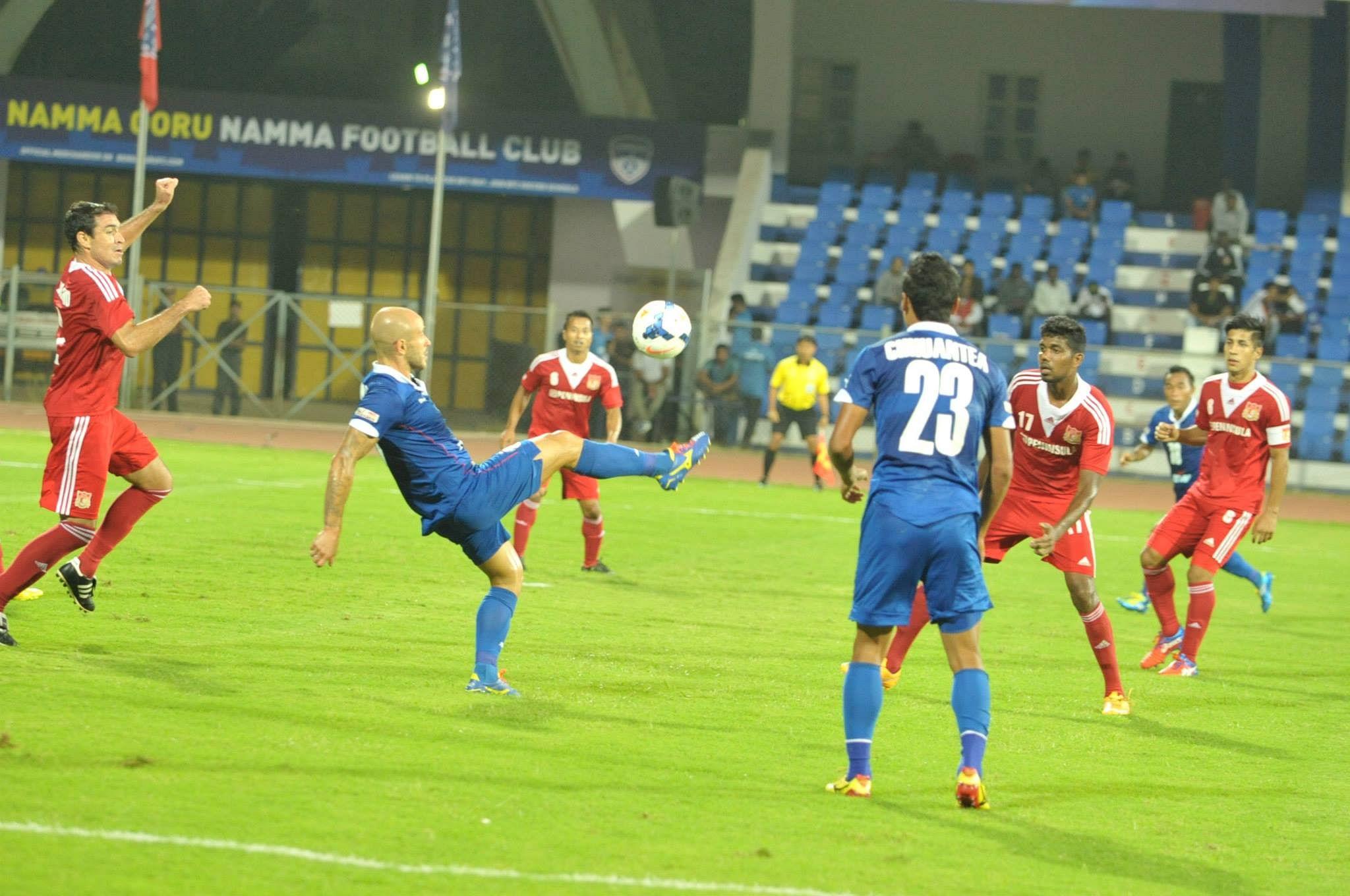 I-League: Impressive Pune FC sink Bengaluru FC 3-1