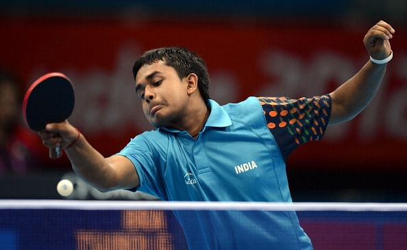 Soumyajit Ghosh and K Shamini clinch PSPB inter-unit Table Tennis titles