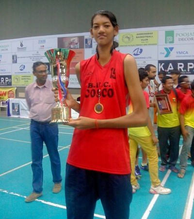 Poonam Chaturvedi leads Chhattisgarh to victory in Savio Cup All-India Basketball Tournament