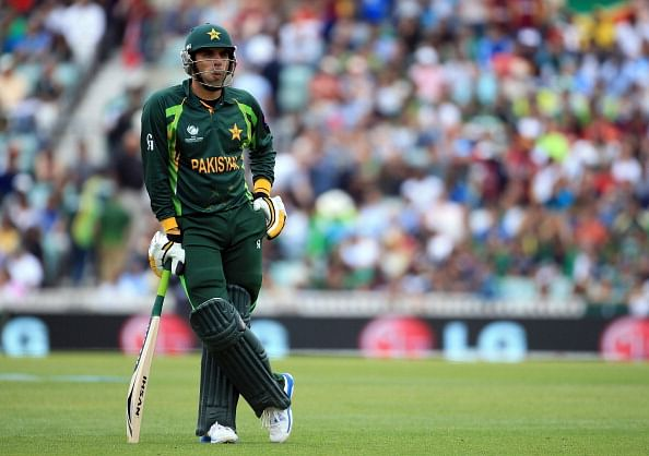 Pakistan captain Misbah-ul-Haq to retire from ODIs after World Cup