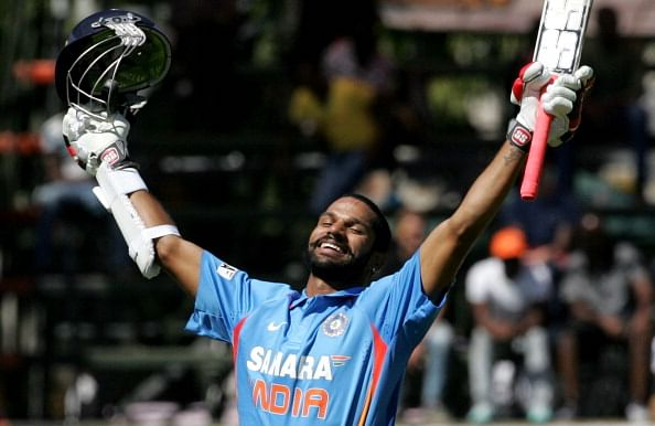 Shikhar Dhawan's woes: Living on the brink of uncertainty