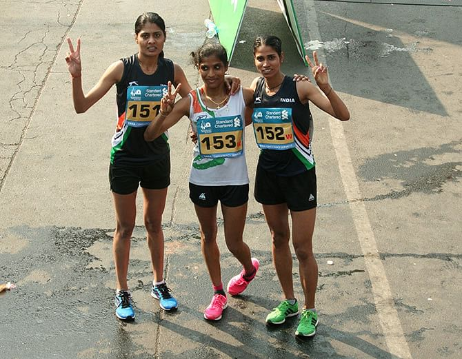 Top 5 moments from the Mumbai Marathon