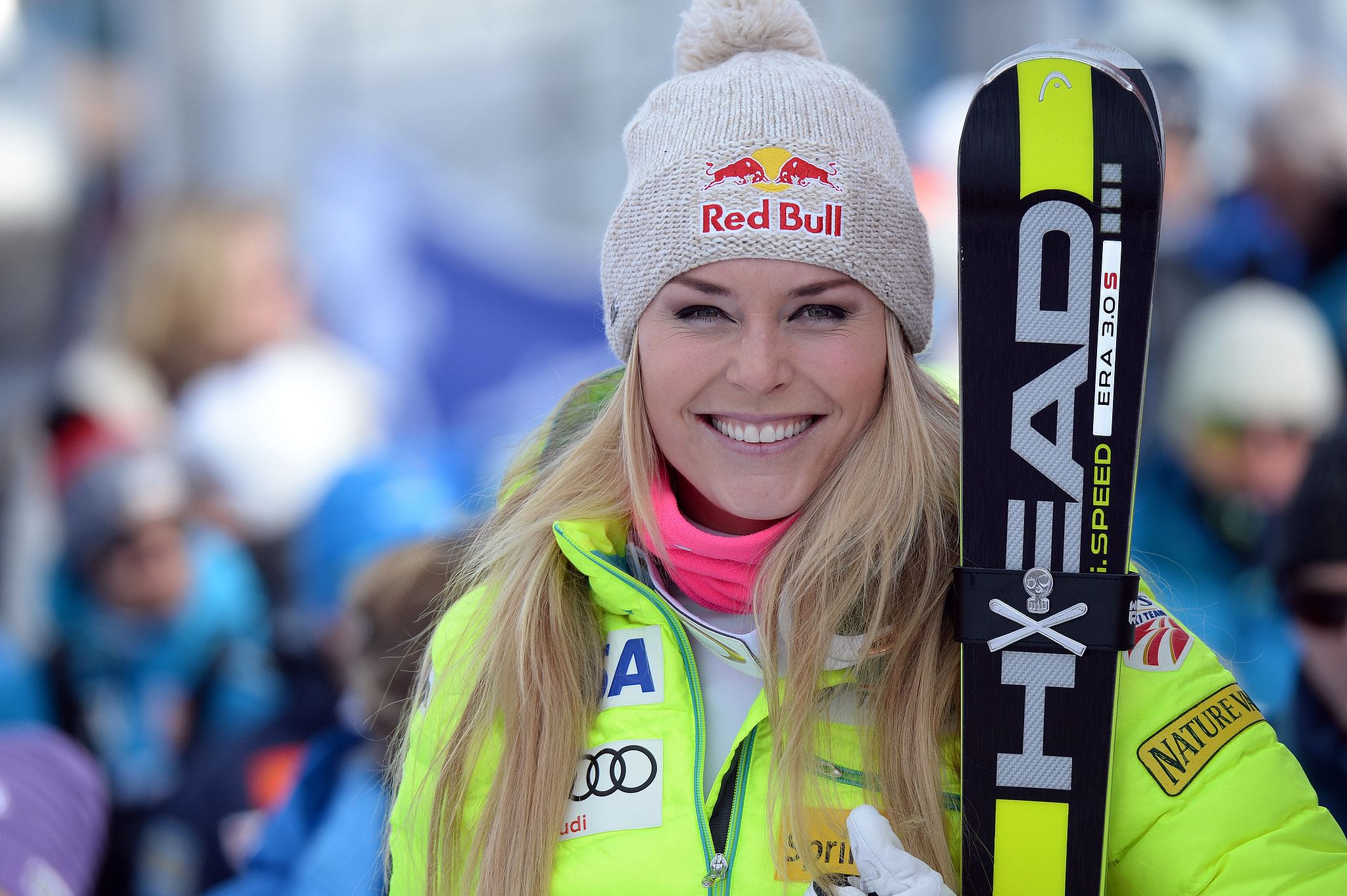 Vonn: Lindsey Vonn Breaks All-time Record With 63rd World Cup Win