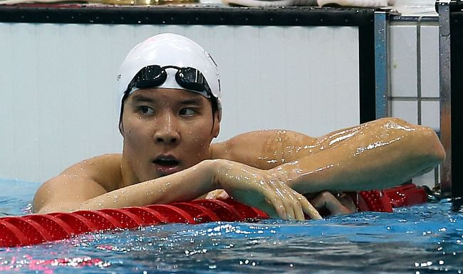 Swimmer Park Tae-hwan faces hearing after positive dope test