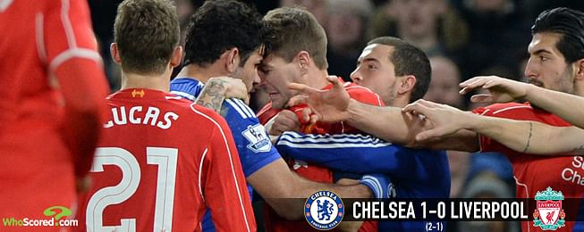 Chelsea's experience helped them edge Liverpool in the Battle of the Bridge