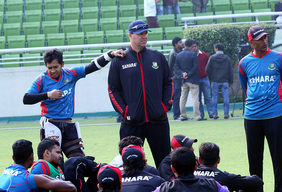 Bangladesh should have prepared themselves by playing active cricket matches