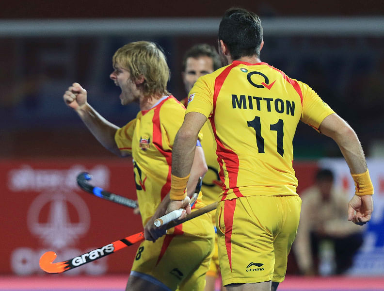 Can Ranchi Rays pose challenge for the Hockey India League title?