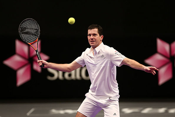 Both grass courts and grassroots need promotion in India: Tim Henman