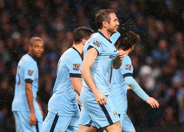Highlights: Frank Lampard hero again for Manchester City in 3-2 victory over Sunderland