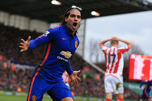 Radamel Falcao needs to prove himself, says Manchester United manager Louis van Gaal