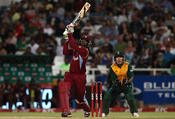 West Indies break record for highest run-chase in T20 International cricket