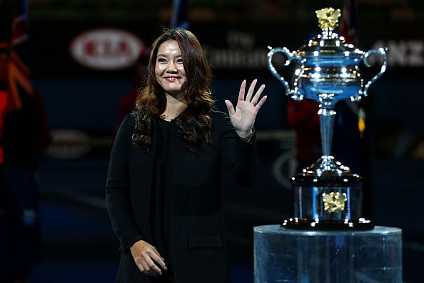 Former Australian Open champion Li Na expecting a baby