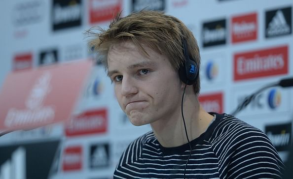 Satire: Martin Odegaard's Open Letter to other clubs after joining Real Madrid