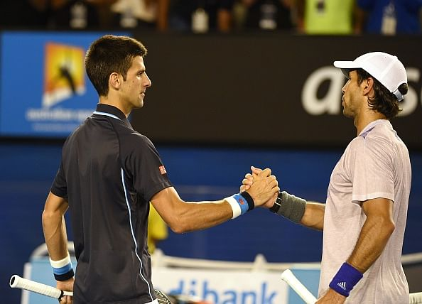 Novak Djokovic holds off Fernando Verdasco for fourth round spot