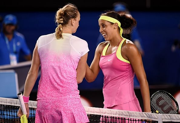 Unfancied Madison Keys knocks Petra Kvitova out of Australian Open