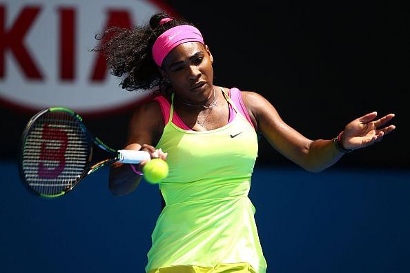 Serena Williams beats Garbine Muguruza to enter Australian open quarters