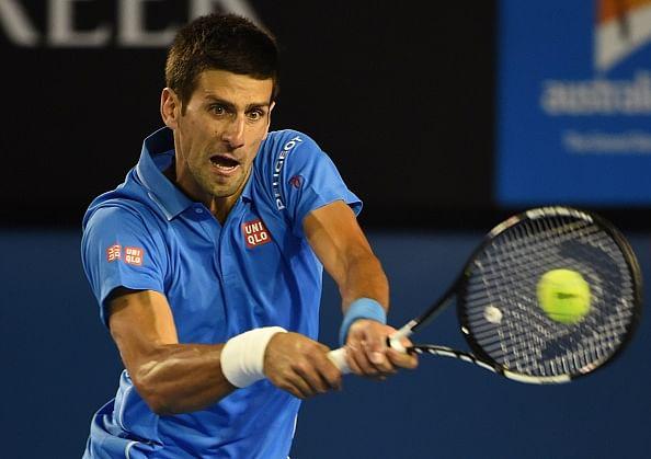 Novak Djokovic through to quarterfinals with a comfortable win over Gilles Muller