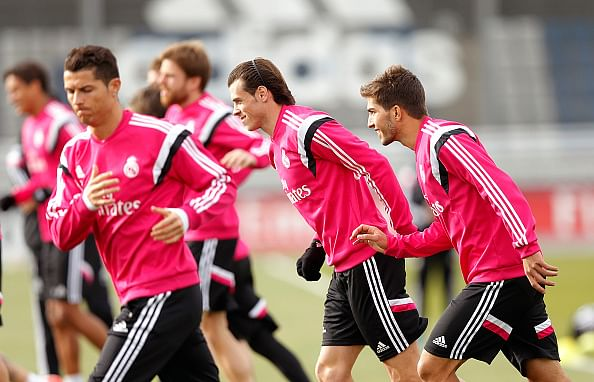 Real Madrid's training ground secrets