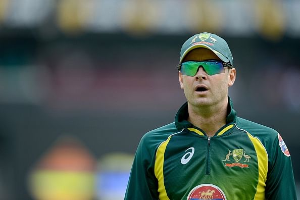 Australia announce World Cup squad: Michael Clarke racing against time to play as captain