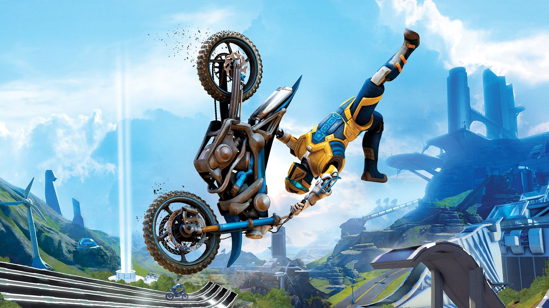 Xbox ONE Trials Fusion: The Awesome Max Edition Buy