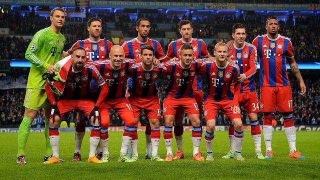Bayern Munich Best Lineup Bayern Munich's Best Playing