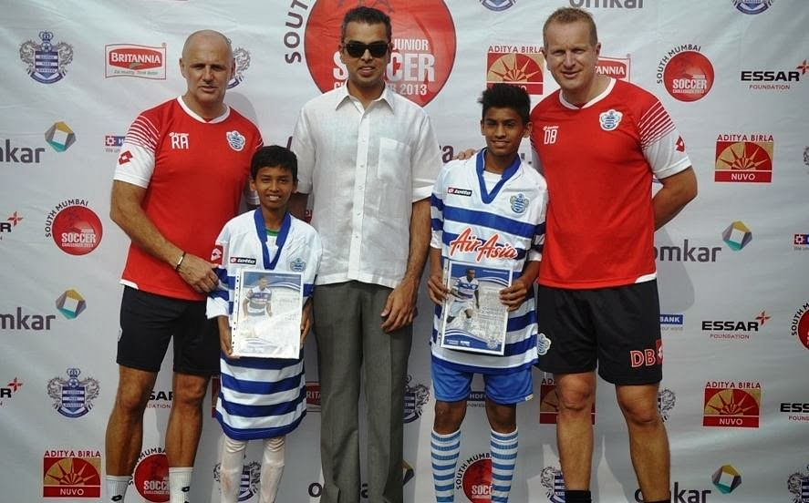 QPR coaches to visit Mumbai to select youngsters for an exclusive QPR coaching clinic