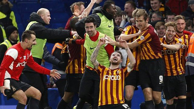 FA Cup round-up - Bad day at the office for Premier League clubs