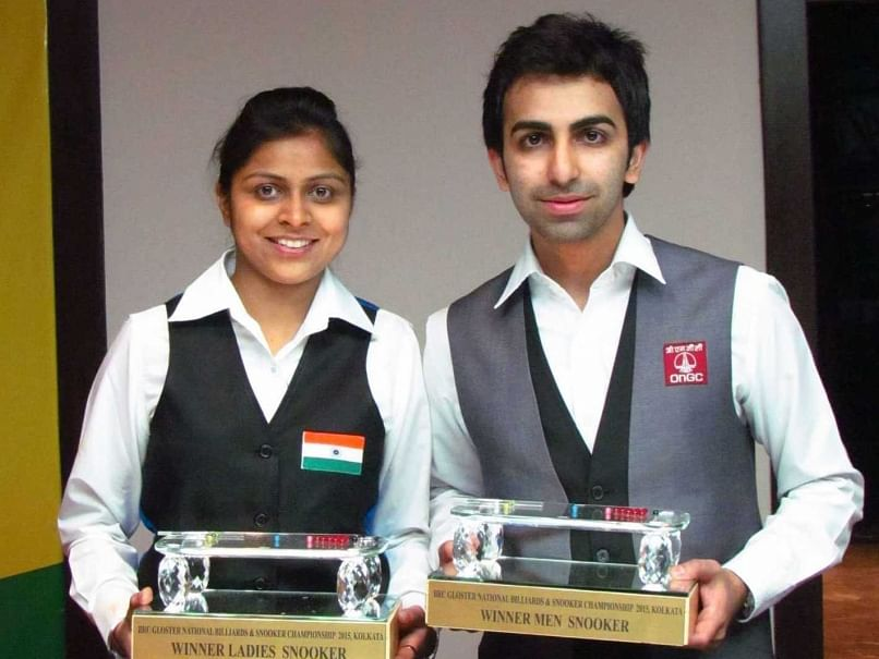 National Snooker: Pankaj Advani, Amee Kamani clinch titles