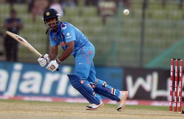 ODI tri-series: Ambati Rayudu, Stuart Binny replace Rohit Sharma and R Ashwin for India